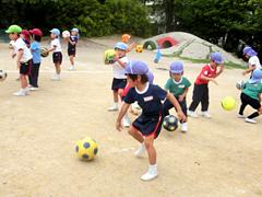 サッカー教室(ウェルネス)